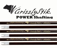 GrizzlyStik Alaskan Shafts 6-Pack