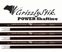 GrizzlyStik Safari Shafts 6-Pack