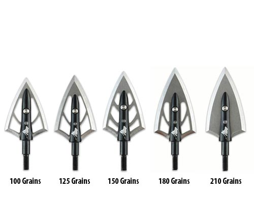 Silver Flame® Broadheads 3-Pack